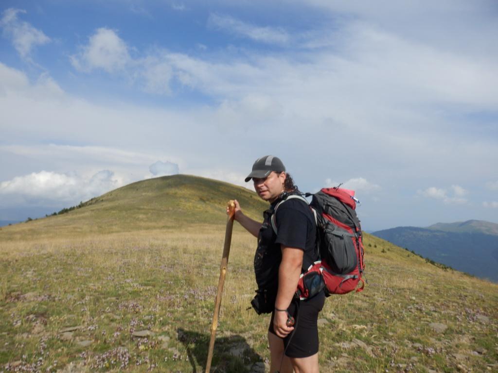 Peak Gabarre 1.950m - Aug 2013