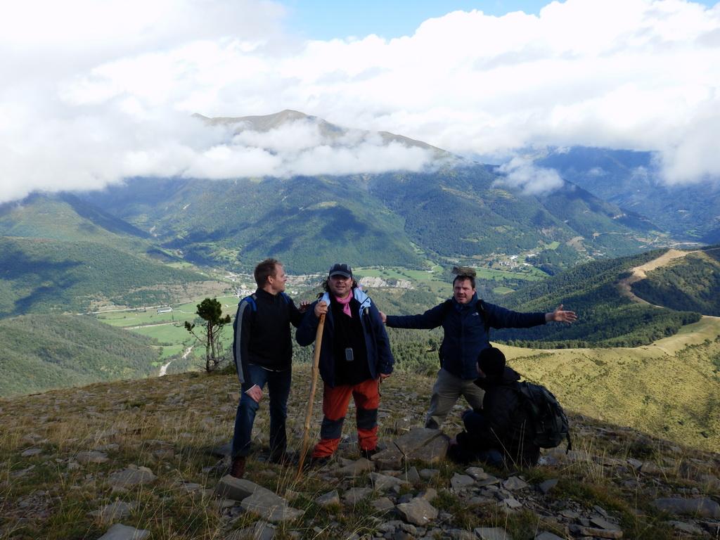 Peak Pelopin 2.007m - Sep 2013