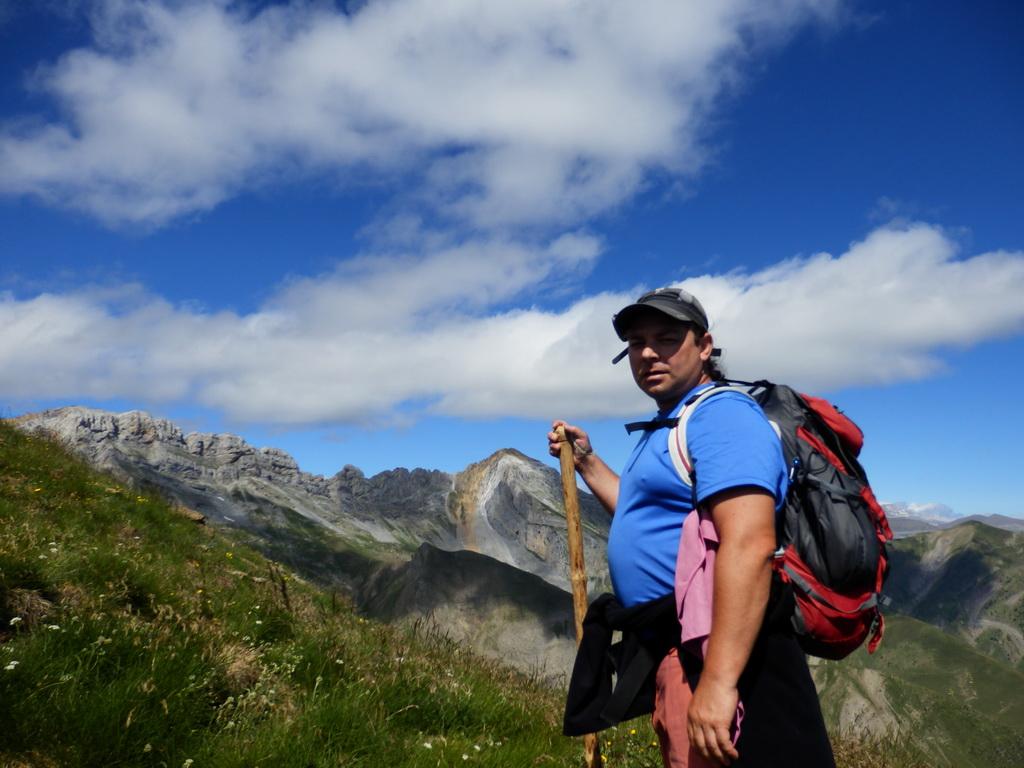 Peak Toronzúe 2.268m - Jul 2014