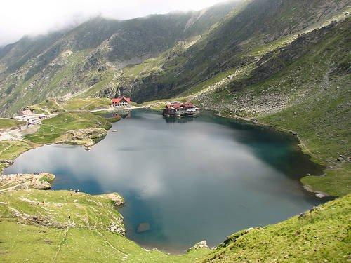 Balea-Lac-Transfagarasan