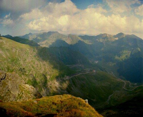 Valea Caprei Transfagarasan