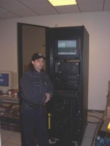 Cipix - Romatsa - Sysware project 2002