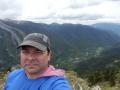 Collado de la Plana 1.995m - May 2014