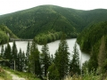 Lacul-Negovanu-Muntii-Cindrel-Sibiu