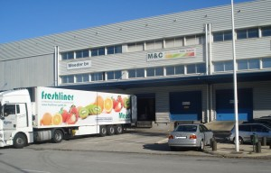 M&C Fresh warehouse