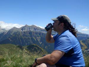 Peak Mondeniero 2.299m/Tozal de las Comas 2.311m - Spain Jul 2016