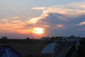 Fin de semana con amigos en Vama Veche (Mar Negro) - Romania 2003